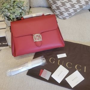 Brand new Gucci large leather purse